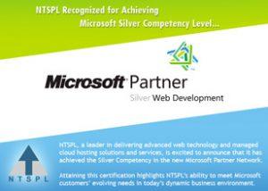 Microsoft Silver Certification