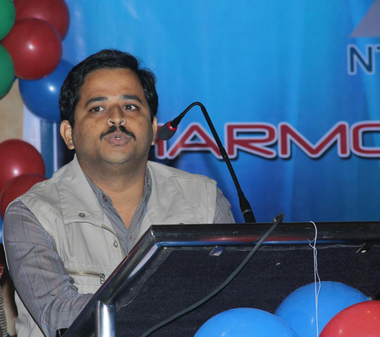 Mr Bibhudutta Mohapatra (DGM Corporate Relation)Essar Steel