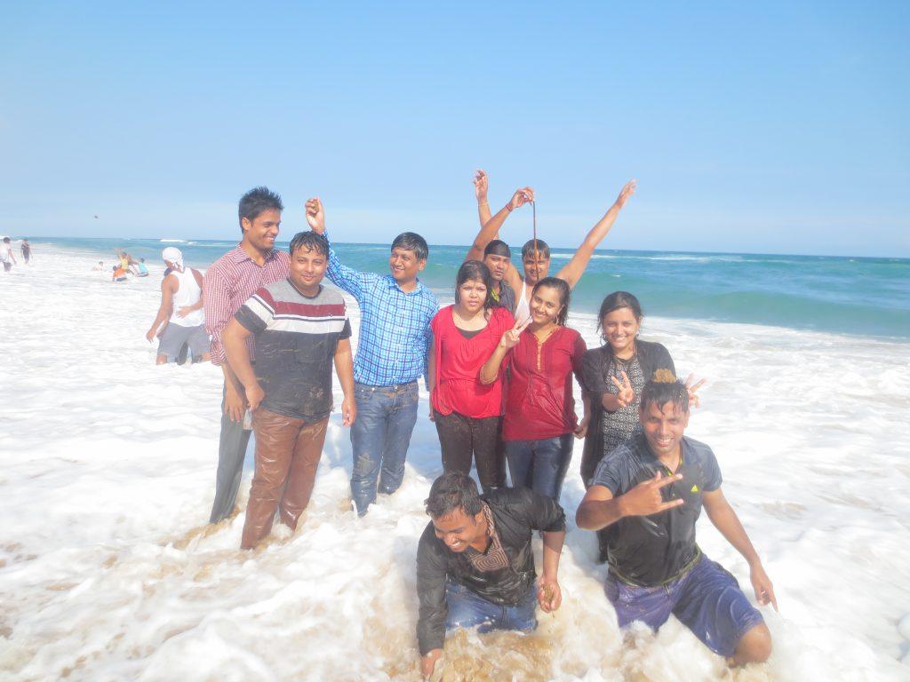 Beach Masti Time...